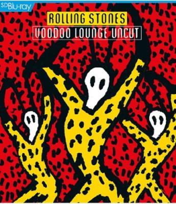 Rolling Stones - Voodoo Lounge Uncut (BluRay)