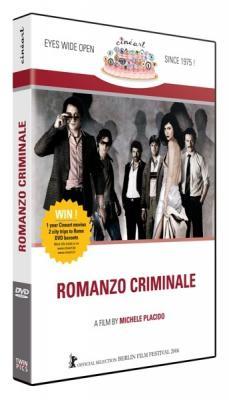Romanzo Criminale (40 Years S.e.) (DVD)