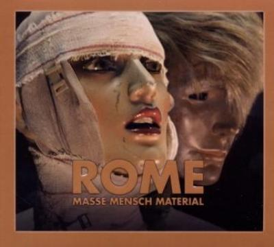 Rome - Masse Mensch Material (cover)