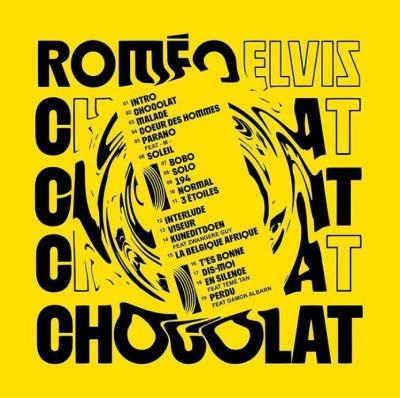 Romeo Elvis - Chocolat (Limited Edition Box) (Digi Cd+T-Shirt+Oortjes)