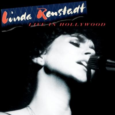 Ronstadt, Linda - Live In Hollywood (LP)