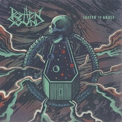 Rotten Sound - Suffer To Abuse (Limited) (Blue Vinyl) (LP)
