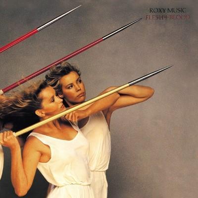Roxy Music - Flesh and Blood (LP)