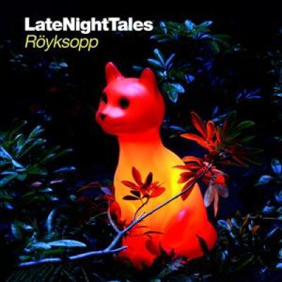 Royksopp - Late Night Tales (LP+CD) (cover)