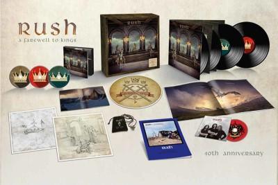 Rush - A Farewell To Kings (40th Anniversary) (BOX)