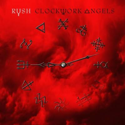 Rush - Clockwork Angels (cover)