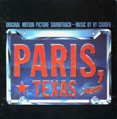 Cooder, Ry - Paris Texas (OST) (cover)
