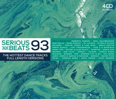 Serious Beats 93 (4CD)