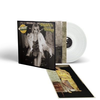 St. Vincent - Daddy's Home (LP) (White Vinyl)