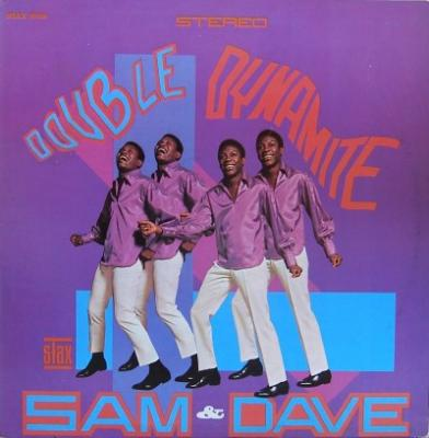 Sam & Dave - Double Dynamite (LP)