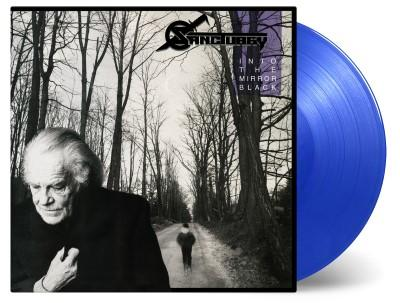 Sanctuary - Into the Mirror Black (Blue Vinyl) (LP)