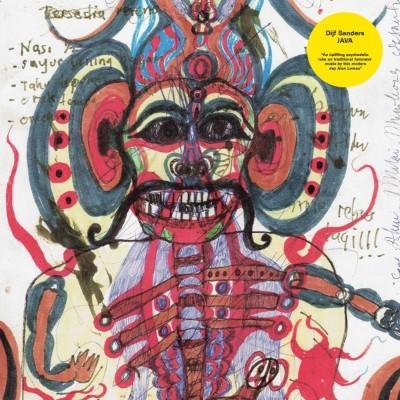 Sanders, Dijf - Java (LP+Download)