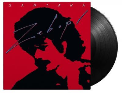 Santana - Zebop (LP)