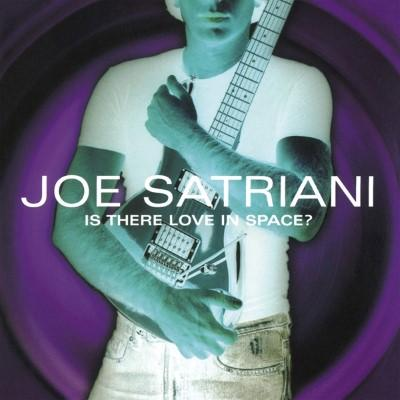 Satriani, Joe - Is There Love In Space (2LP)