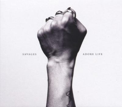 Savages - Adore Life (LP)