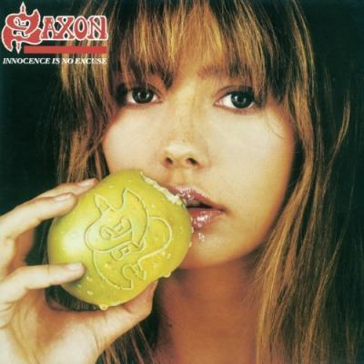 Saxon - Innocence is No Excuse (Green & Yellow Swirl Vinyl) (LP)
