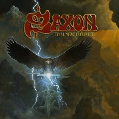 Saxon - Thunderbolt (LP+CD+Cassette)