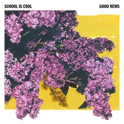 School Is Cool - Good News (LP+CD)