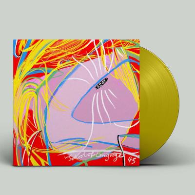 School Of Language - 45 (Yellow Vinyl) (LP)