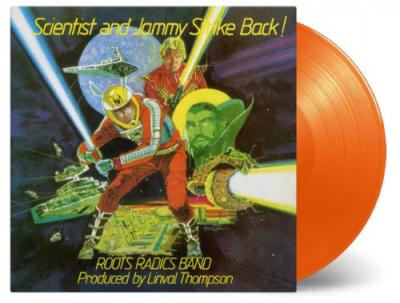 Scientist & Prince Jammy - Strike Back! (Orange Vinyl) (LP)