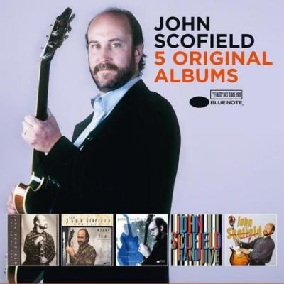 Scofield, John - 5 Original Albums (5CD)