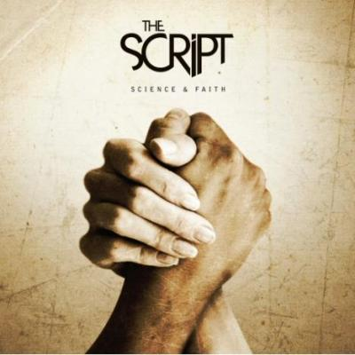Script, The - Science & Faith (cover)