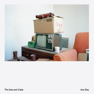 Sea and Cake - Any Day (Sea Glass Blue Vinyl) (LP)