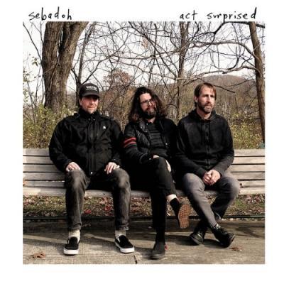 Sebadoh - Act Surprised (White Vinyl) (LP)