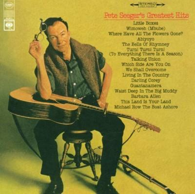 Seeger, Pete - Greatest Hits (Remastered)