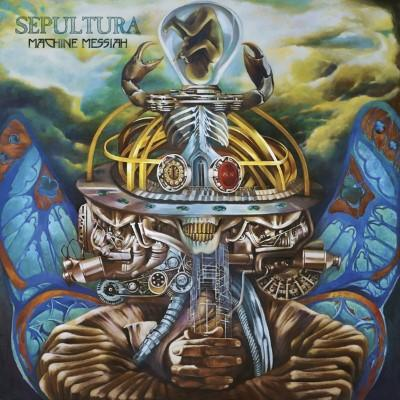 Sepultura - Machine Messiah (CD+DVD)