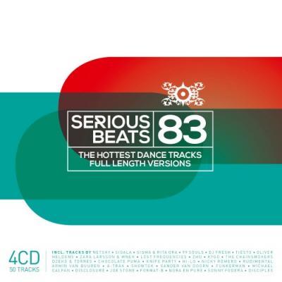 Serious Beats 83 (4CD)