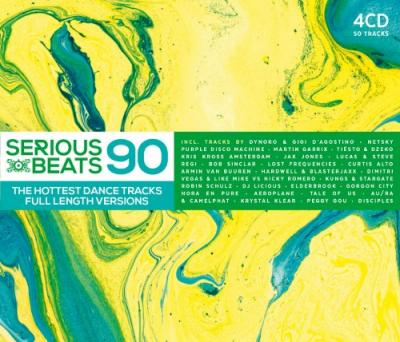 Serious Beats 90 (4CD)