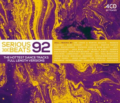 Serious Beats 92 (4CD)