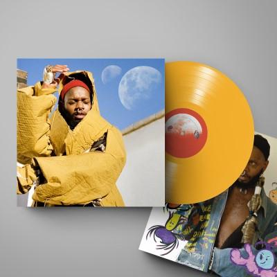 Serpentwithfeet - Soil (Opaque Yellow) (LP)
