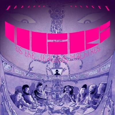 Shabazz Palaces - Quazarz Vs. the Jealous Machines (LP)