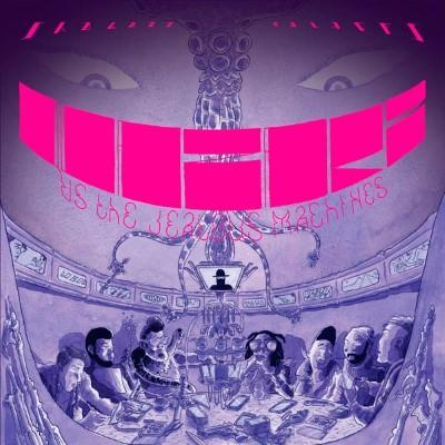 Shabazz Palaces - Quazarz Vs. the Jealous Machines (Loser Edition) (Silver Vinyl) (LP)