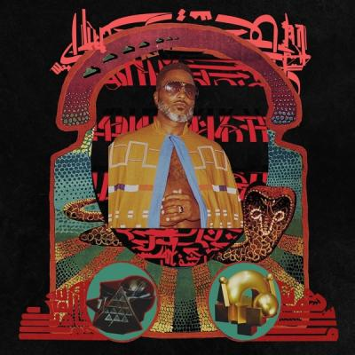 Shabazz Palaces - The Don Of Diamond Dreams (LP)