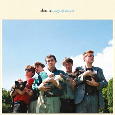 Shame - Songs Of Praise (Blue Vinyl) (LP)