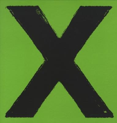 Sheeran, Ed - Multiply (X) (Limtited) (Opaque Dark Green Vinyl) (2LP)