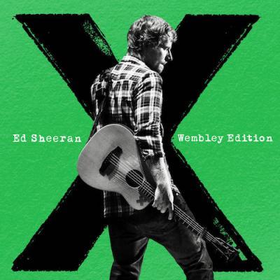 Sheeran, Ed - X (The Wembley Edition) (CD+DVD)