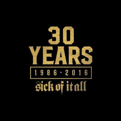"Sick Of It All - 30 Years: When The Smoke Clears (10""+CD)"