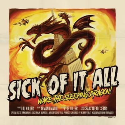 Sick Of It All - Wake the Sleeping Dragon! (LP+CD)
