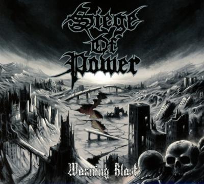 Siege of Power - Warning Blast (2LP)