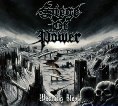 Siege of Power - Warning Blast (Limited) (2LP)