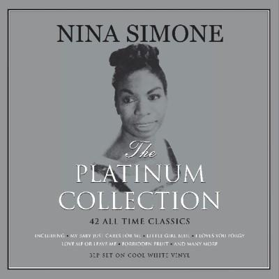 Simone, Nina - Platinum Collection (White Vinyl) (3LP)