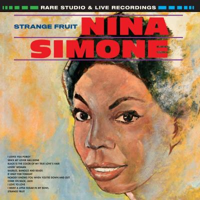 Simone, Nina - Strange Fruit (Orange Vinyl) (LP)