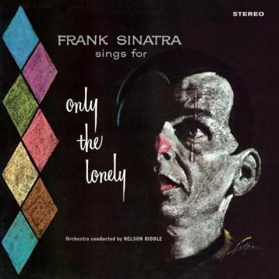 Sinatra, Frank - Only the Lonely (Blue Vinyl) (LP)