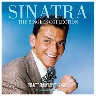 Sinatra, Frank - Singles Collection (White Vinyl) (3LP)