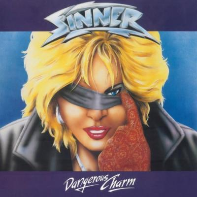 Sinner - Dangerous Charm (Yellow Vinyl) (LP)