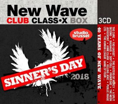 Sinner's Day 2018 (40 Years of New Wave) (3CD)